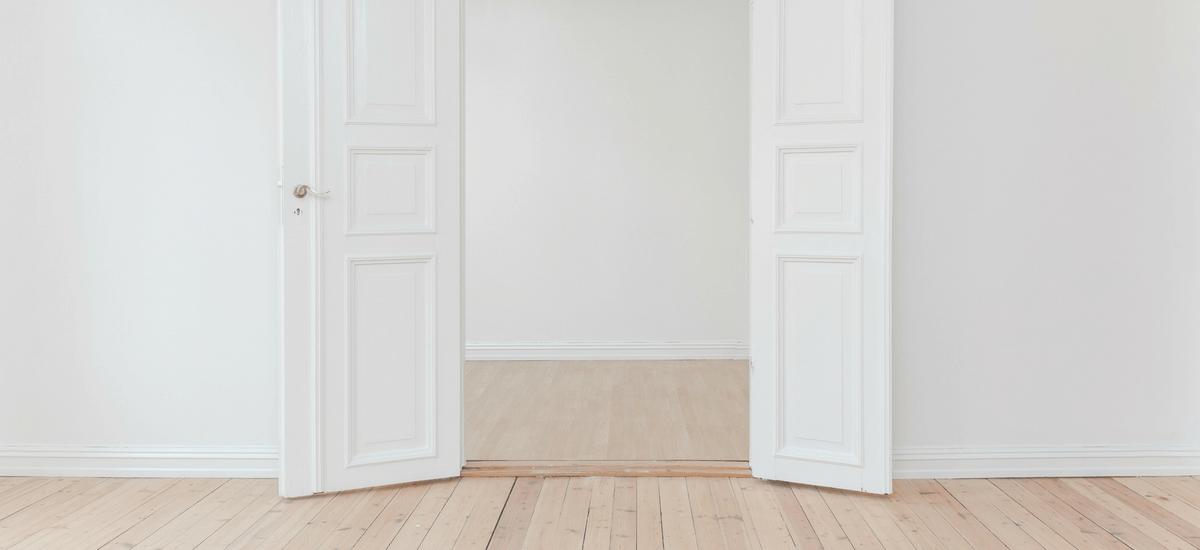 Lo spazio vuoto
