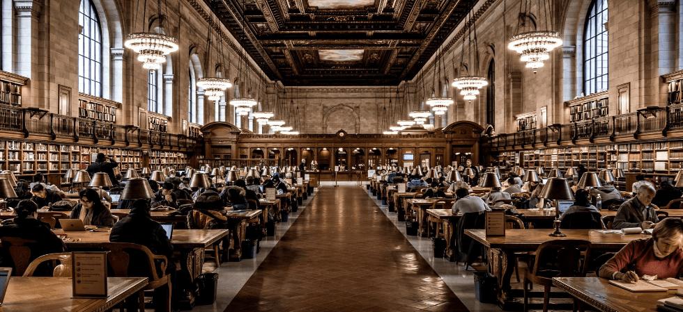 L'archetipo del saggio in biblioteca