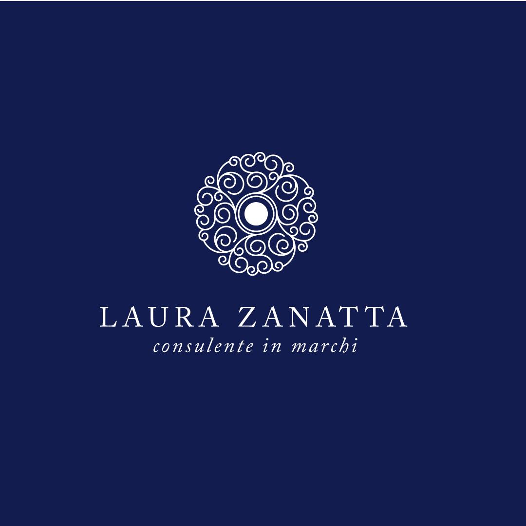 Logo Laura Zanatta