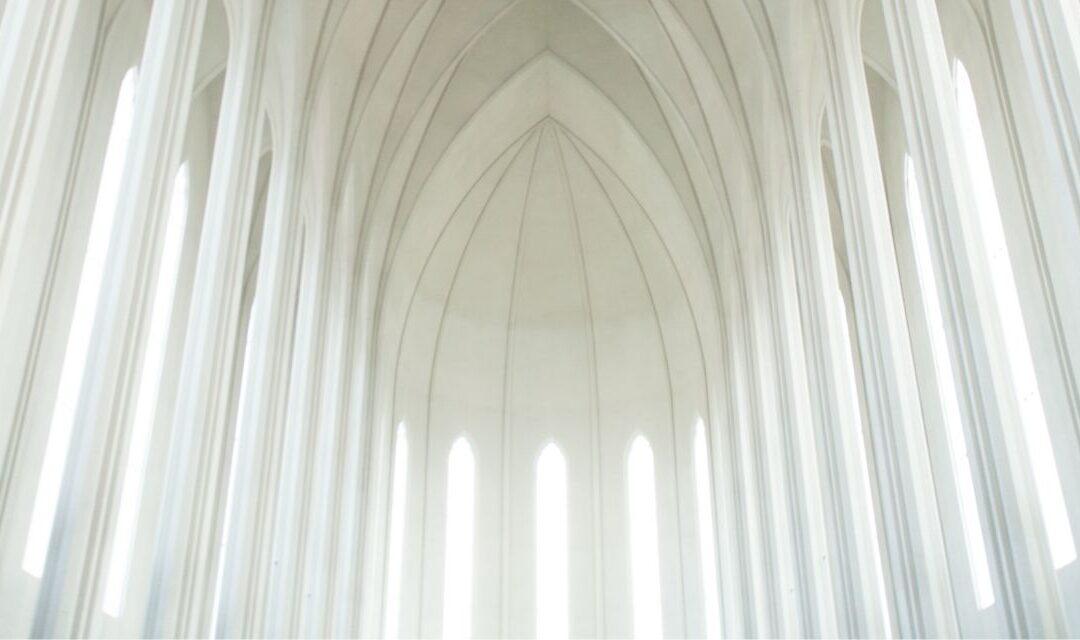 Lo spazio bianco